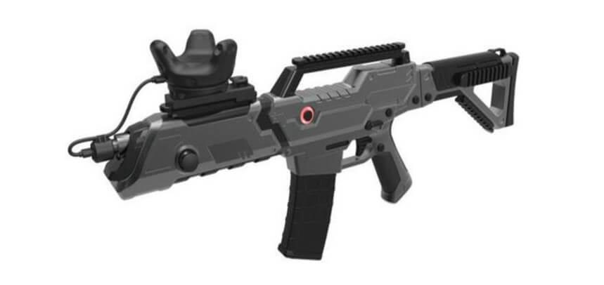 VR Szemüveg szett + PP Gun fegyver (VR fegyver)
