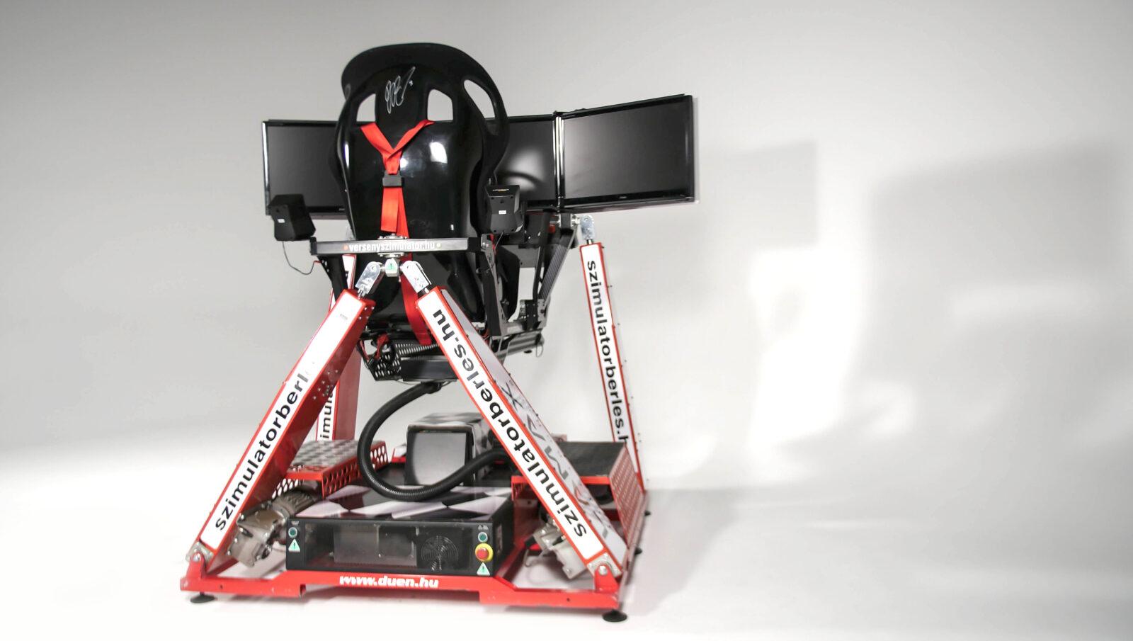 3D szimulátor